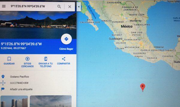Baches, Océano Pacífico, Tecnología Urbana Aplicada