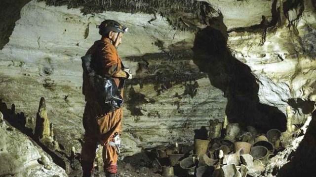 Cueva de Chichén Itzá , Chichén Itzá Hallazgo, Chichén Itzá, Hallazgo, Cueva, Balmakú, INAH,