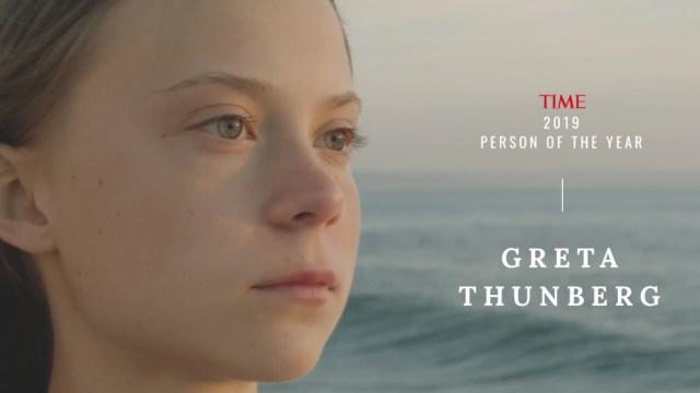 Quien Es Greta Thunberg