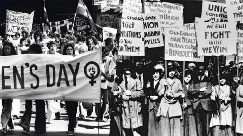 El origen del 8M, Día de la Mujer