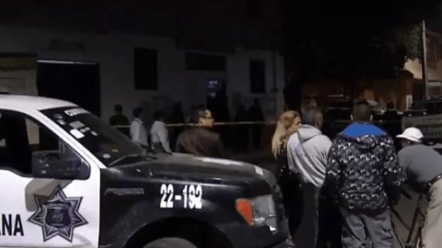 Asesinato, Ecatepec, Asalto, Mujer Embarazada