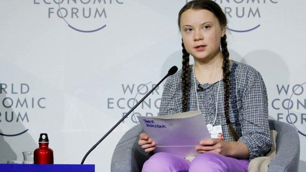 premio nobel, Greta Thunberg, cambio climático