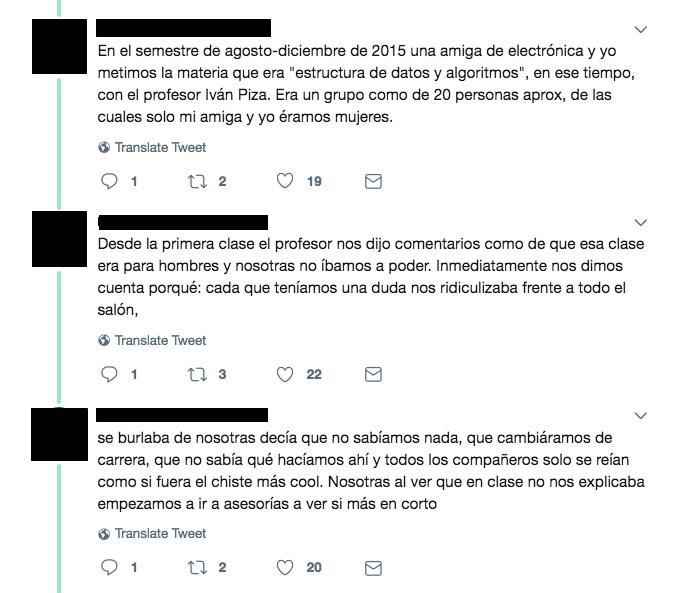 ITESO, #ITESOescucha, Acoso, Abuso, Discriminación