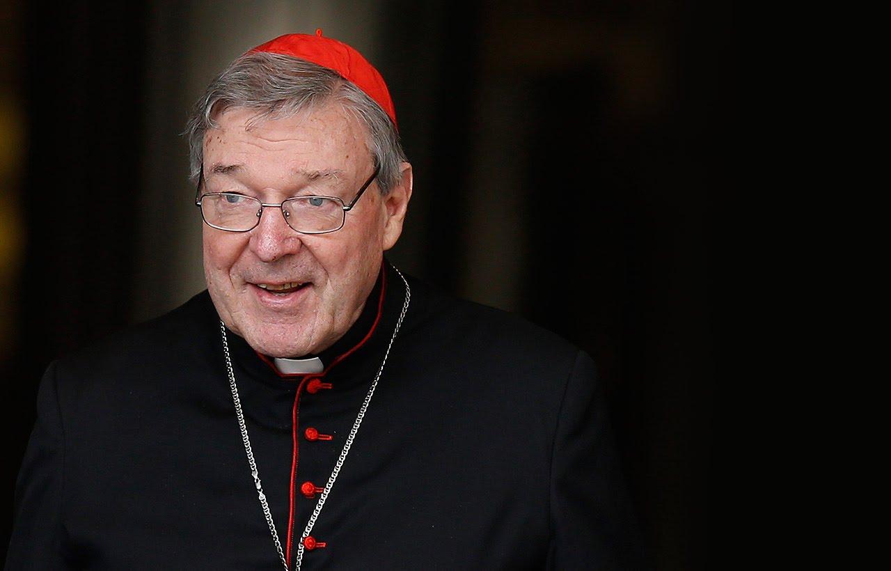 Cardenal George Pell fue condenado a seis años de prisión por pederastia