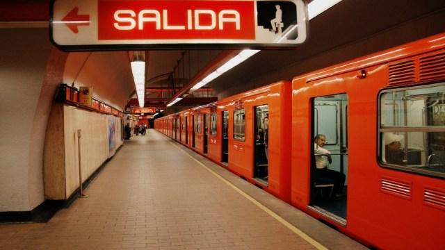 Así es un intento de denuncia por acoso en el metro de CDMX