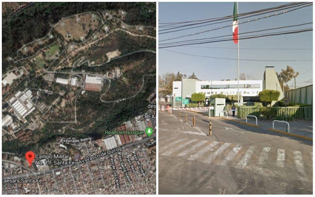 AMLO anuncia cancelación de departamentos en Campo Militar de Santa Fe
