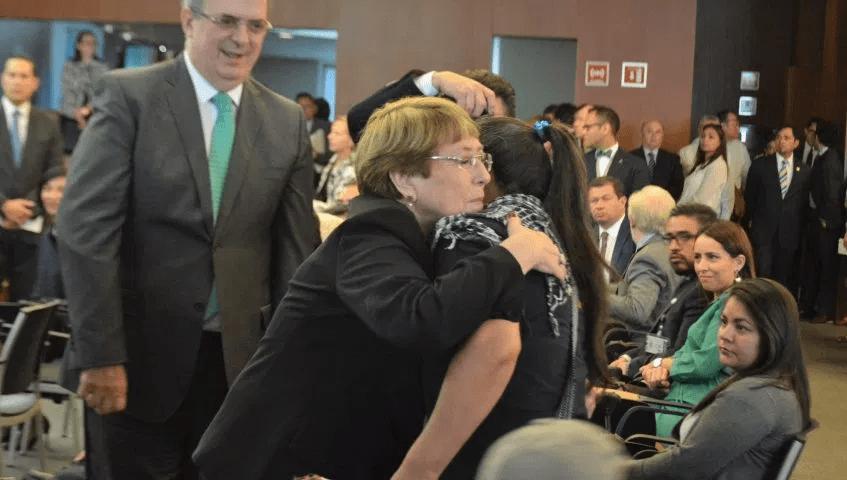 México y ONU firman acuerdo sobre caso Ayotzinapa