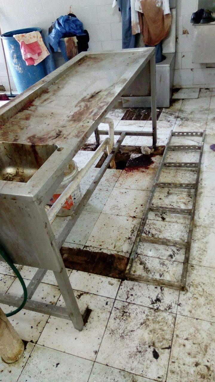 Un paseo por la morgue de Coatzacoalcos