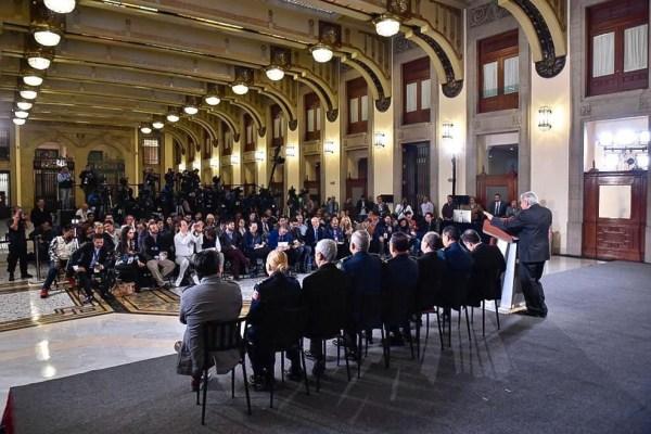 Jorge Ramos confronta a AMLO en la conferencia mañanera