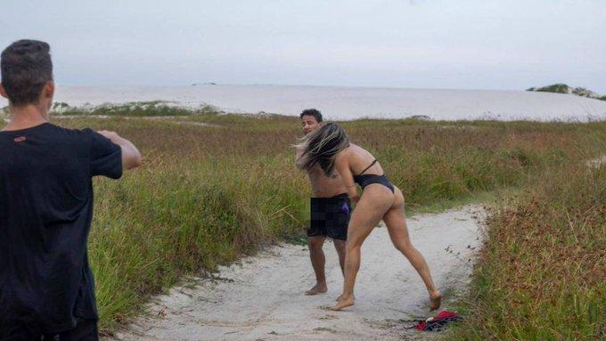 Luchadora de MMA da golpiza a hombre que la acosó sexualmente
