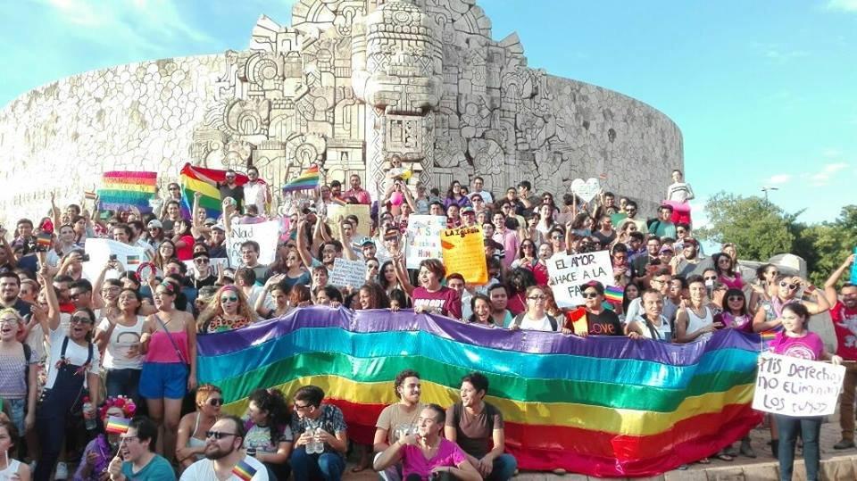 Congreso Yucatán abrió consulta por matrimonio igualitario