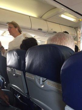 Semarnat, Aeromexico, Vuelo