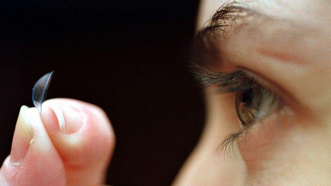 Evitar uso de lentes de contacto ante Contingencia Ambiental