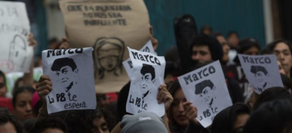 Tribunal Federal falla a favor de Marco Antonio Sánchez por desaparición forzada realizada por policía.
