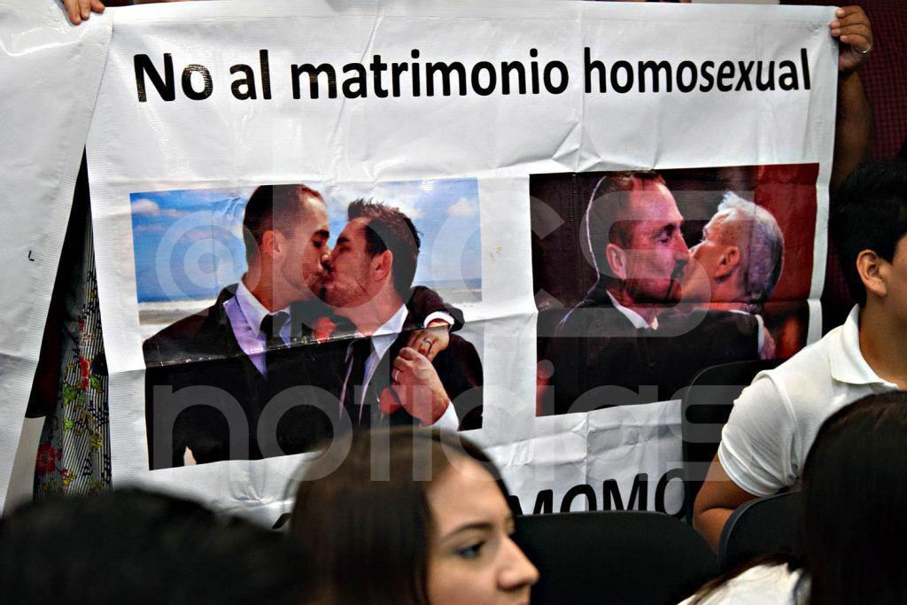 Diputadas en contra del Matrimonio homosexual