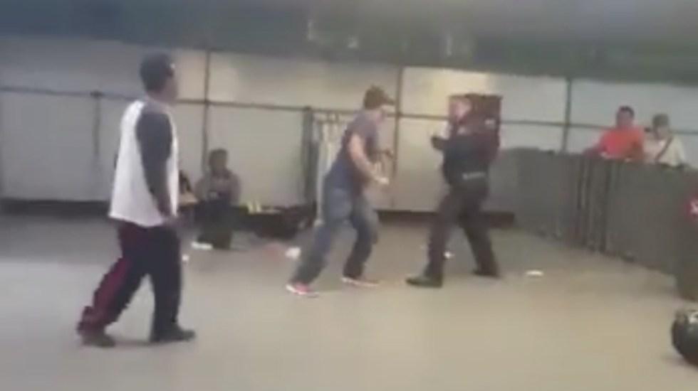 Se buscan penas más graves por agresiones a policias