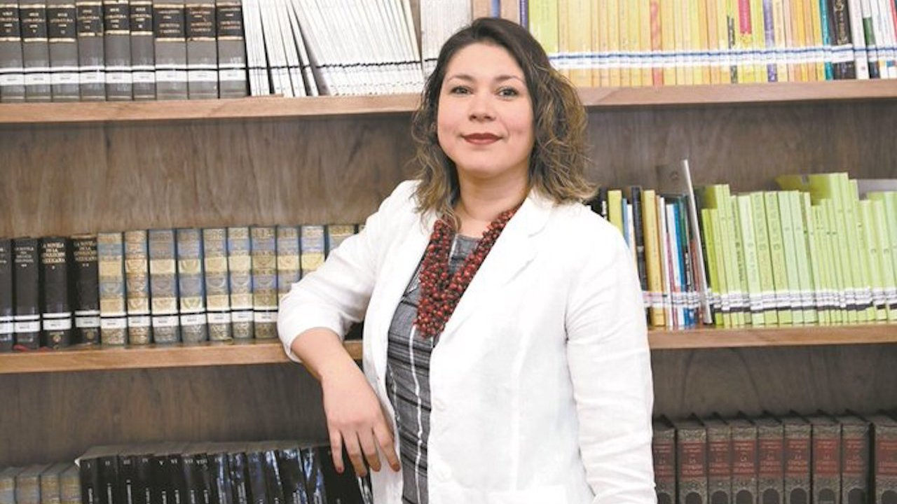 Renuncia Cristina Rascón, Coordinadora Nacional de Literatura de INBAL