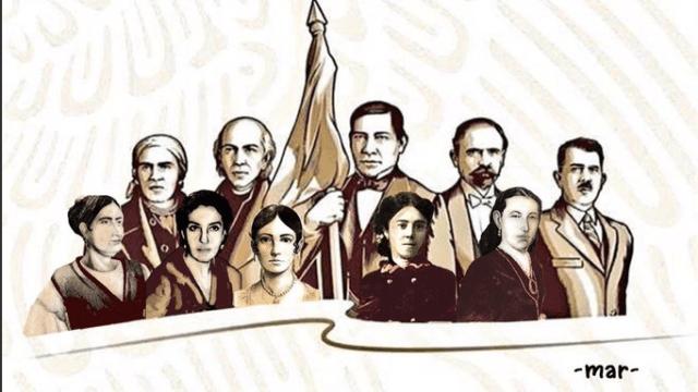 Crítica al gobierno ante falta de mujeres en imagen institucional