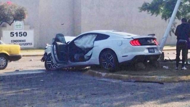 Fallece pareja recién casada en accidente automovilístico