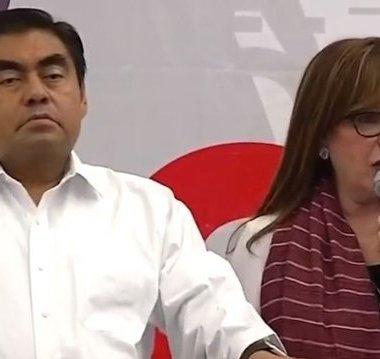 Miguel Barbosa se proclama ganador de elecciones en Puebla