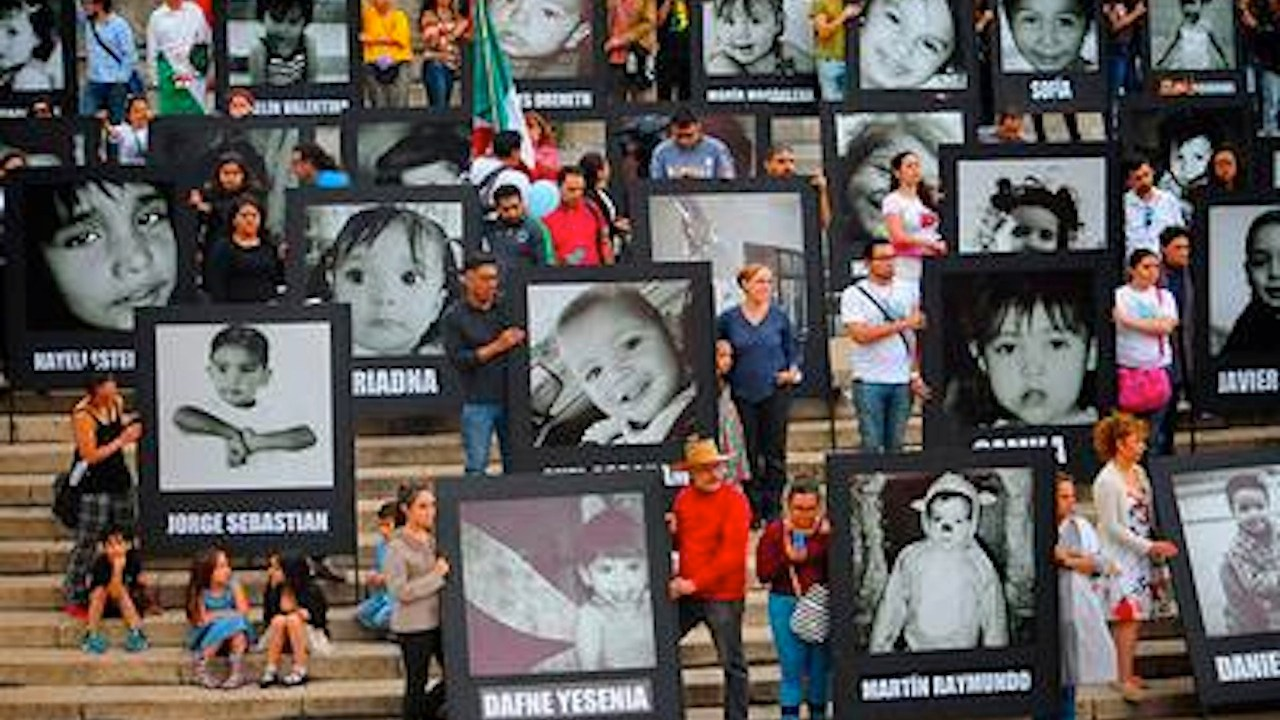 Incendio en Guardería ABC deja a 49 muertos en 2009