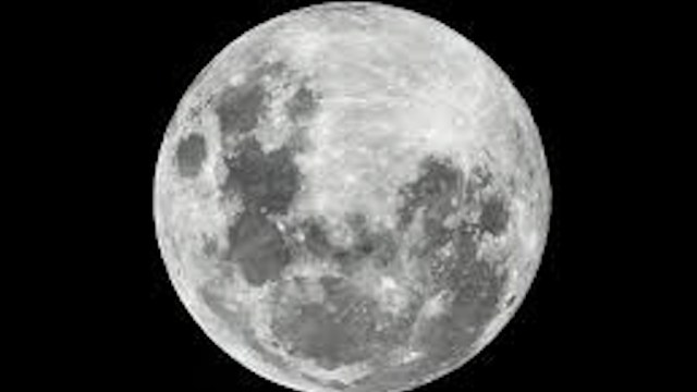 En un tuit, parece que Trump dice que la Luna es parte de Marte