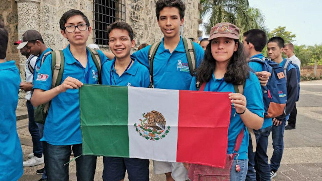 México gana olimpiada XXI de matemáticas
