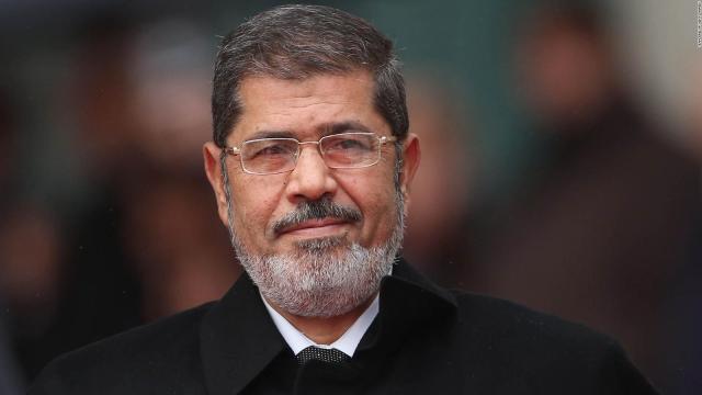 Morsi Mohamed primer presidente de Egipto muere en juicio