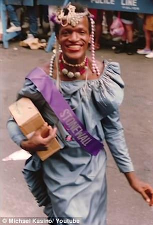Marsha P. Johnson pionera lgbt+