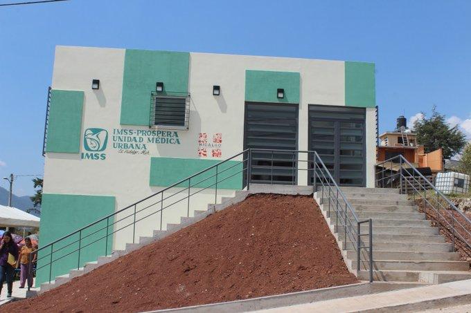 Unidades Médicas Urbanas del IMSS cierran tras término de programa Prospera
