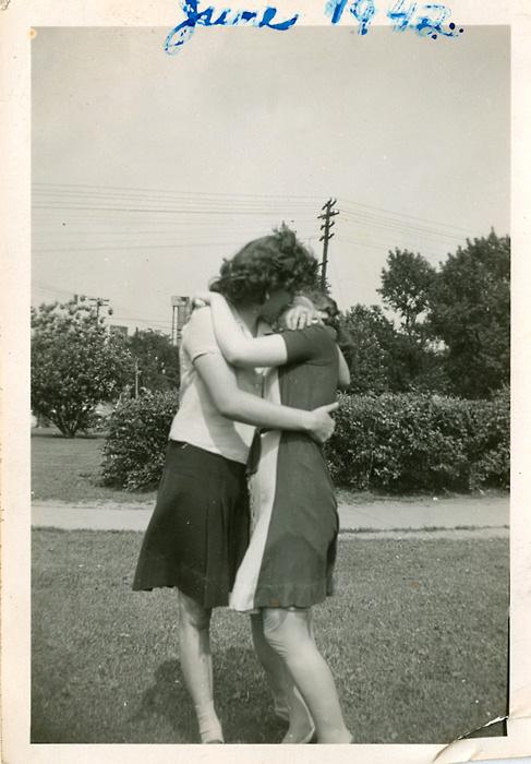 Parte del archivo de Homo History