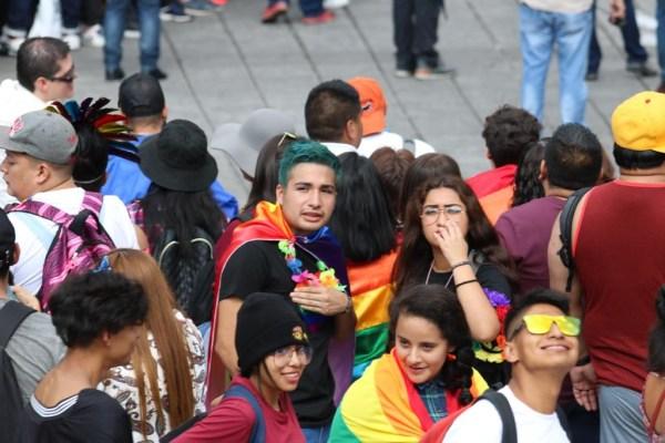 41 marcha del Orgullo LGBT+ en CDMX