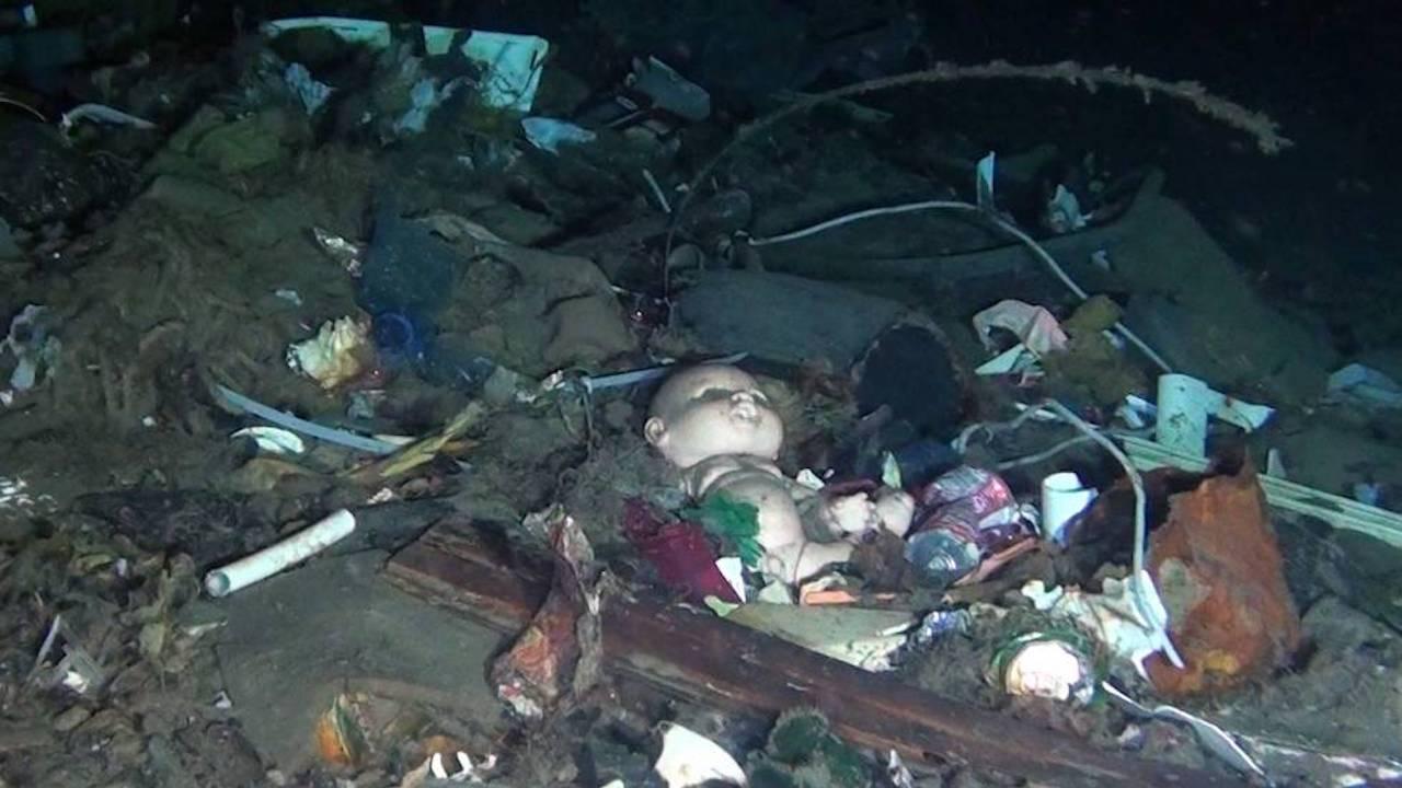 Descubren gran basurero al fondo del mar Mediterráneo