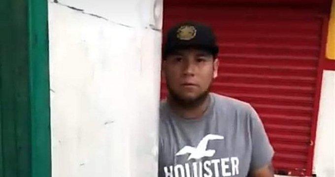 Mujer graba a acosador sexual, lo evidencia y éste huye