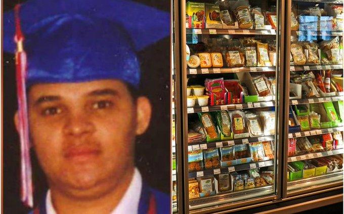Encuentran cuerpo de hombre desaparecido hace 10 años en refrigerador industrial.