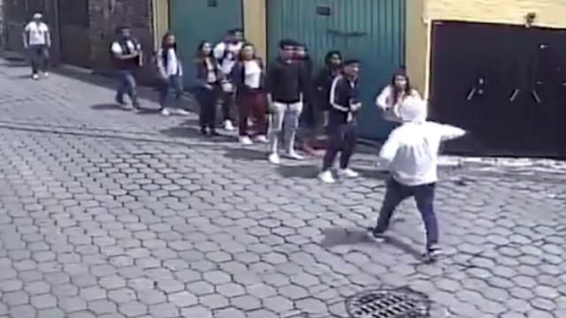 Roban a diez estudiantes en alcaldía Coyoacán