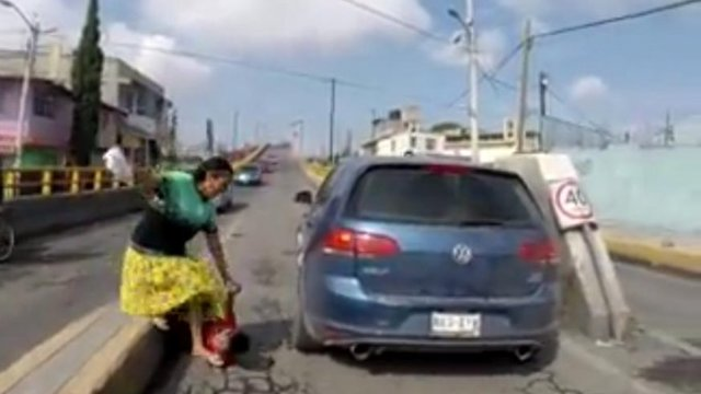 Automovilista atropella a niño en Valle de Chalco y huye