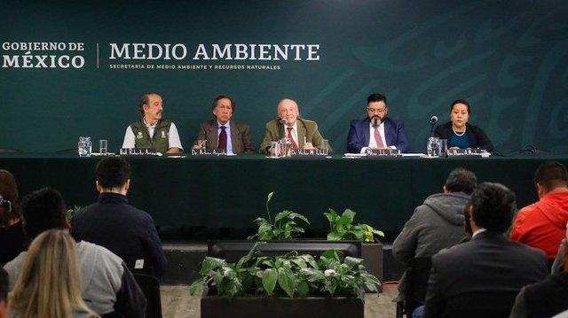 Semarnat suspenderá a Grupo México
