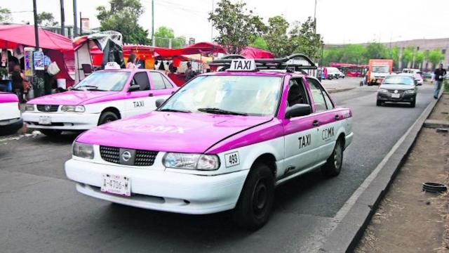PGJ denuncia modus operandi de taxis en la Condesa