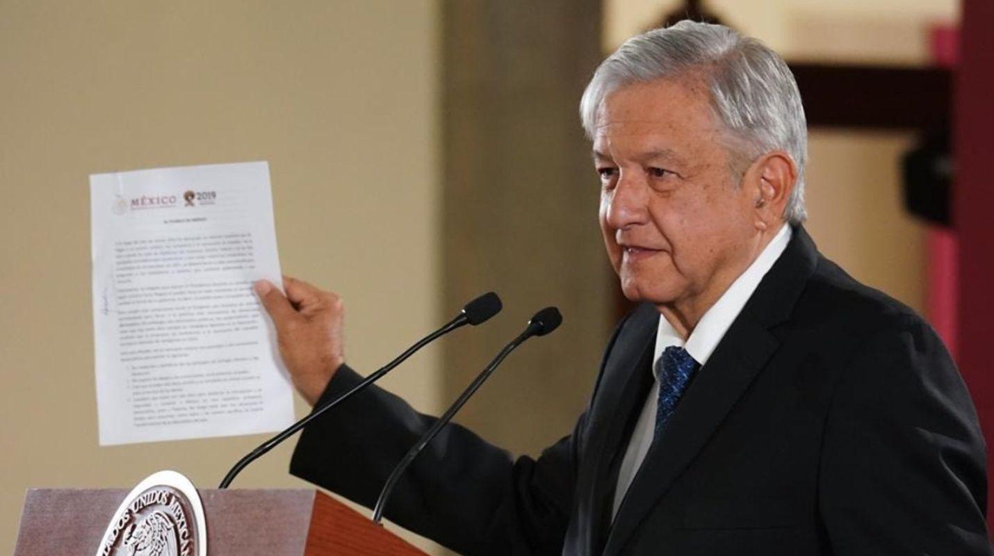 No se encuentra carta de México a España