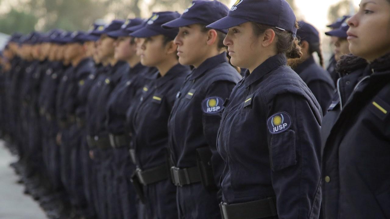 En Argentina mujeres policías se niegan a reprimir marchas feministas