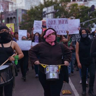 Esto ocurrió en la marcha feminista del 16 de agosto