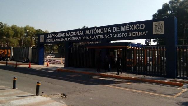 UNAM responde a presunta violación en Prepa 3