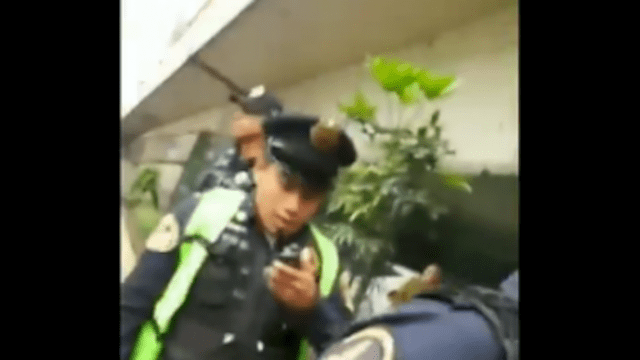 Policía de la SSC disparó a conductor