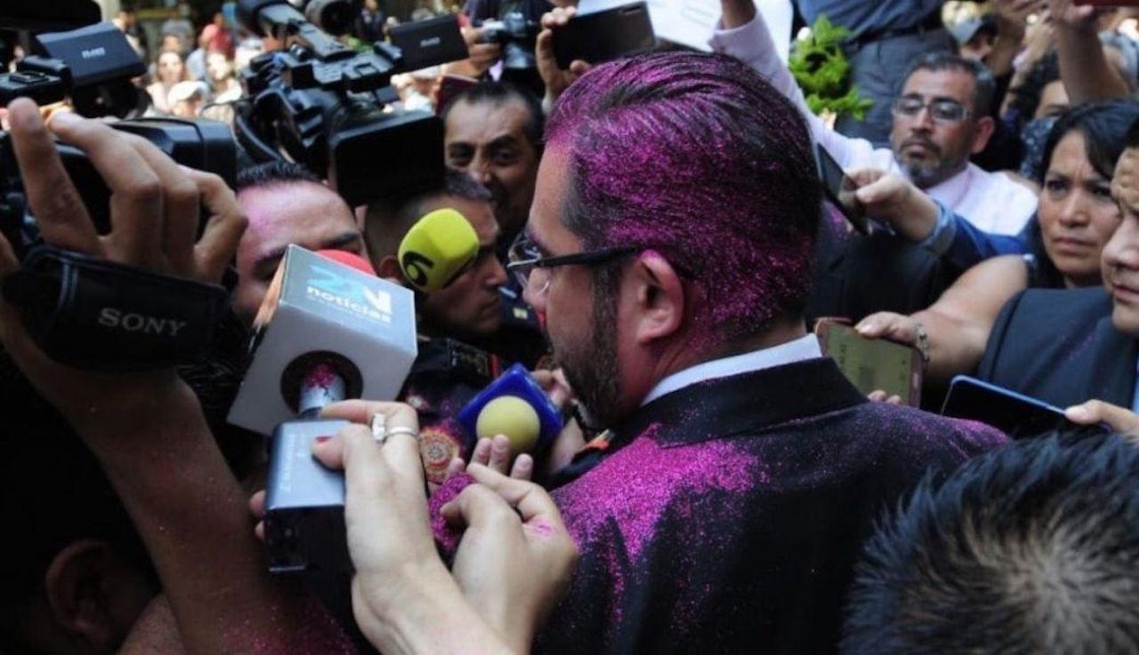 ¿Será la diamantina los nuevos lanzamientos de huevos en México?