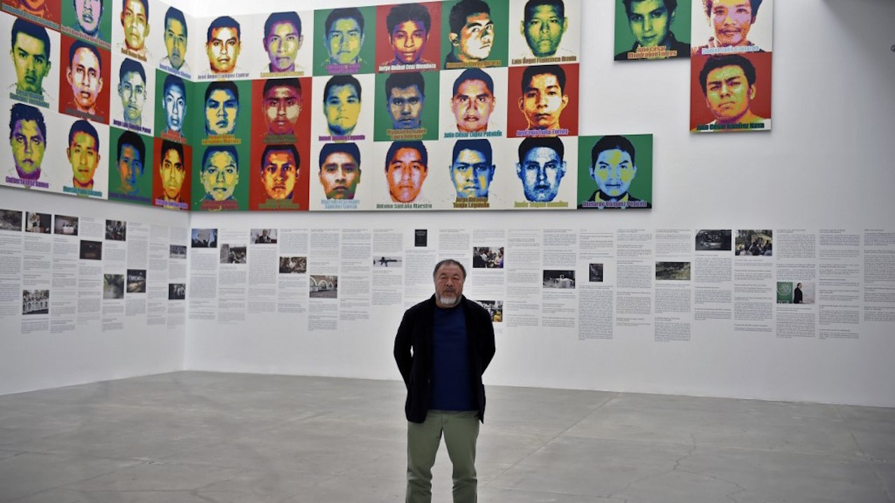 La trayectoria de Ai Weiwei y su relación con México