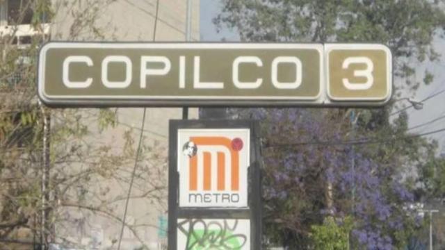 Reportan balacera en metro Copilco: habría un herido
