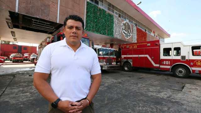 Ex líder sindical de bomberos fue suspendido por 20 años
