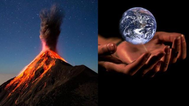 ¿Erupciones controladas podrían frenar calentamiento global?