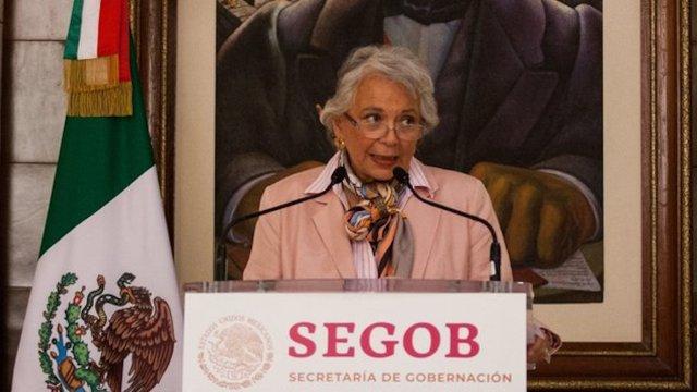 Sanchez Cordero: 'hay diálogo con grupos armados'